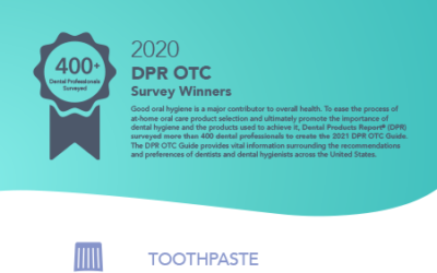 2020 DPR OTC Survey Winners